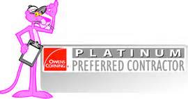 Ideal Roofing Platinum Preferred Contractor Peachtree City